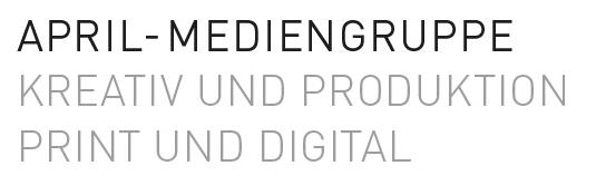 April Mediengruppe Logo